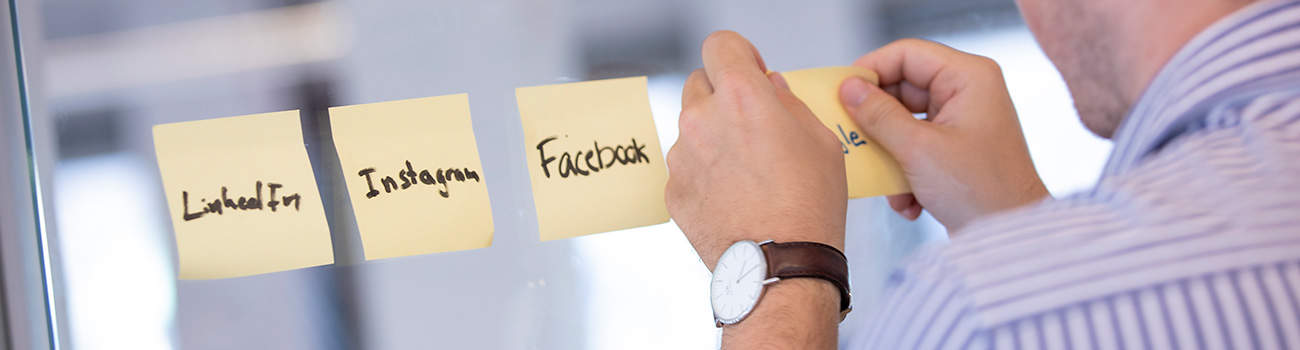Social-media-strategi