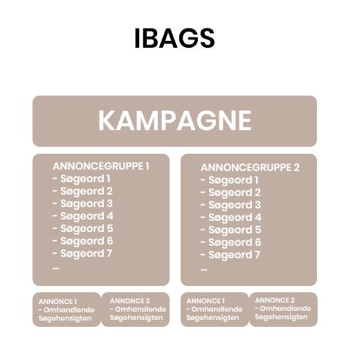 ibags-kampagnestruktur